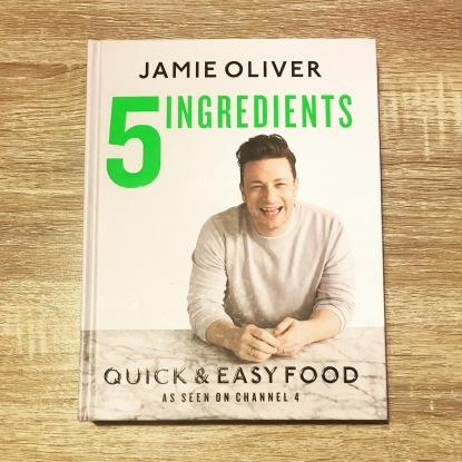 jamie oliver bookl