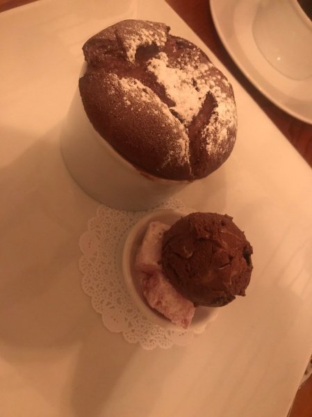 choc souffle great grandfathers